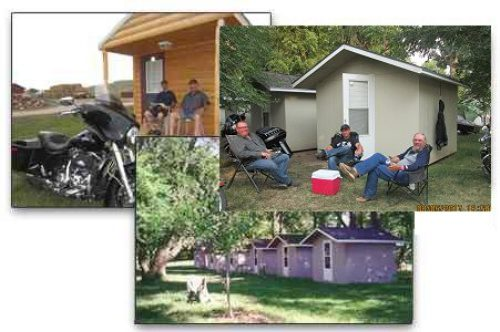 sturgis rally cabins