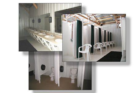 sturgis camping bathrooms