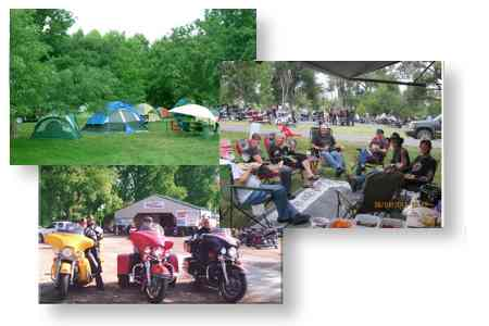 sturgis rally camping